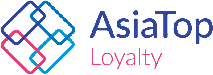AsiaTop Loyalty | Loyalty Program | AT points | AsiaTop Logo | point exchange